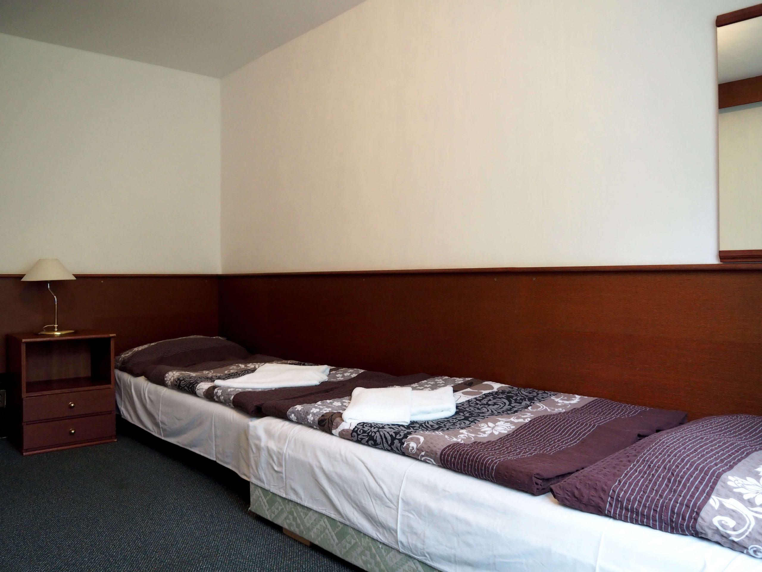 Hotel Astra Srby u města Kladno pokoj 101B (1)