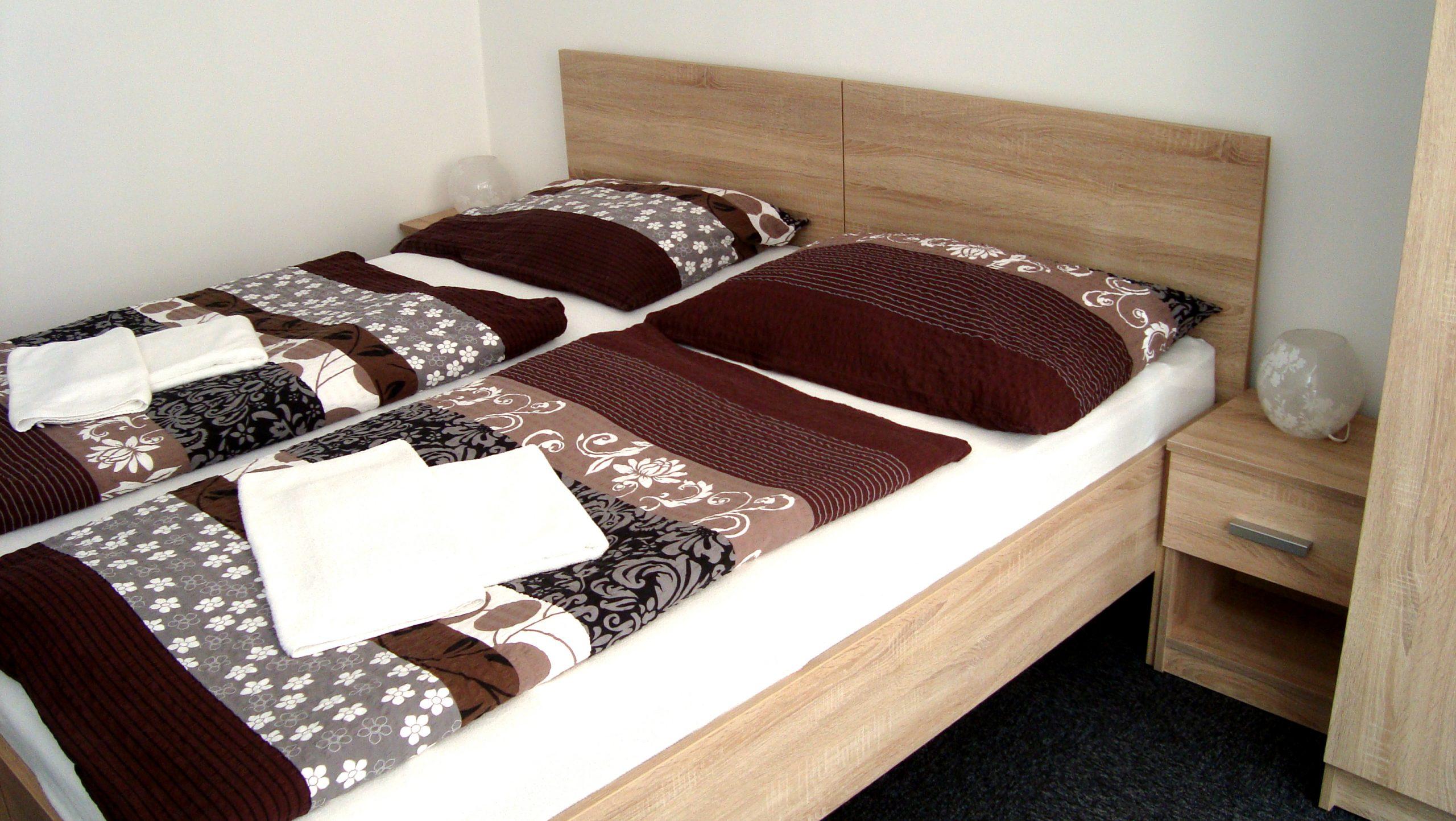 Hotelové pokoje Astra-Srby-Kladno (3)