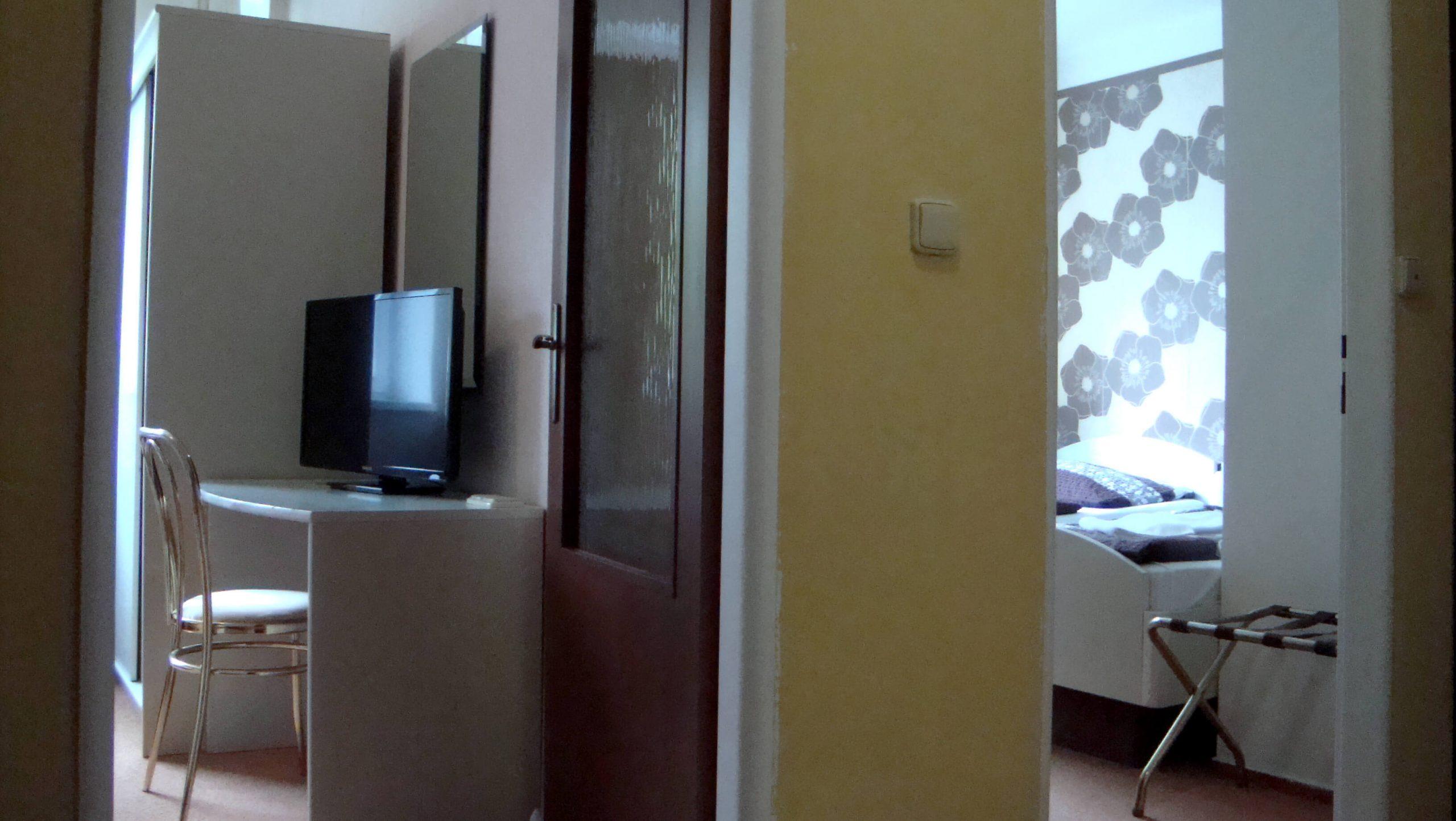 Dvoupokojové apartmá Hotel Astra Srby Kladno (1)