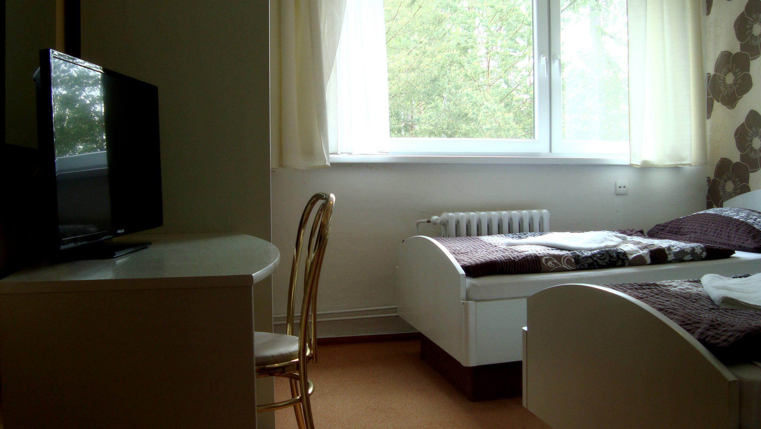 Dvoupokojové apartmá Hotel Astra Srby Kladno (2)
