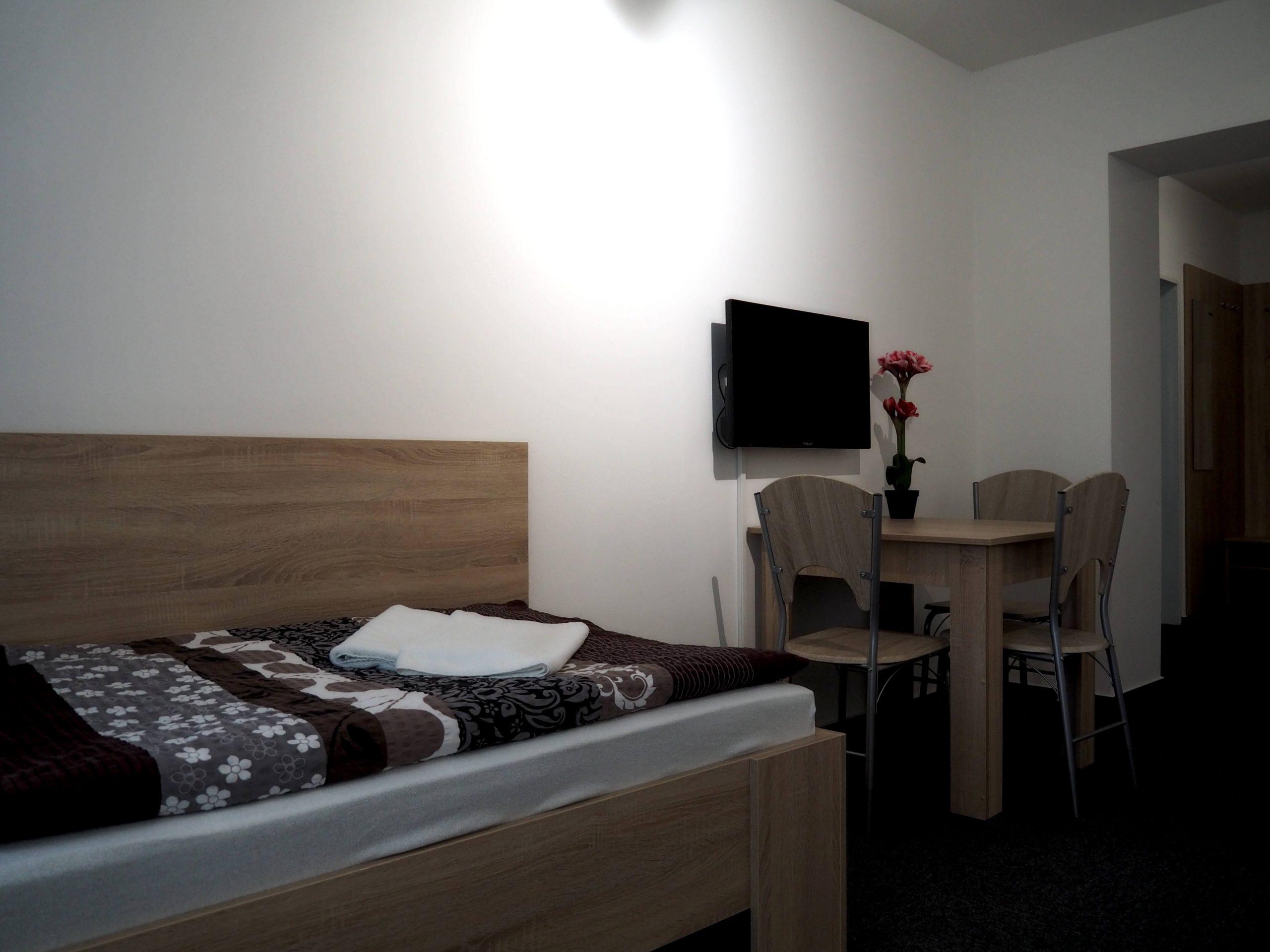 Hotel Astra Srby Kladno Pokoj 201B (5)