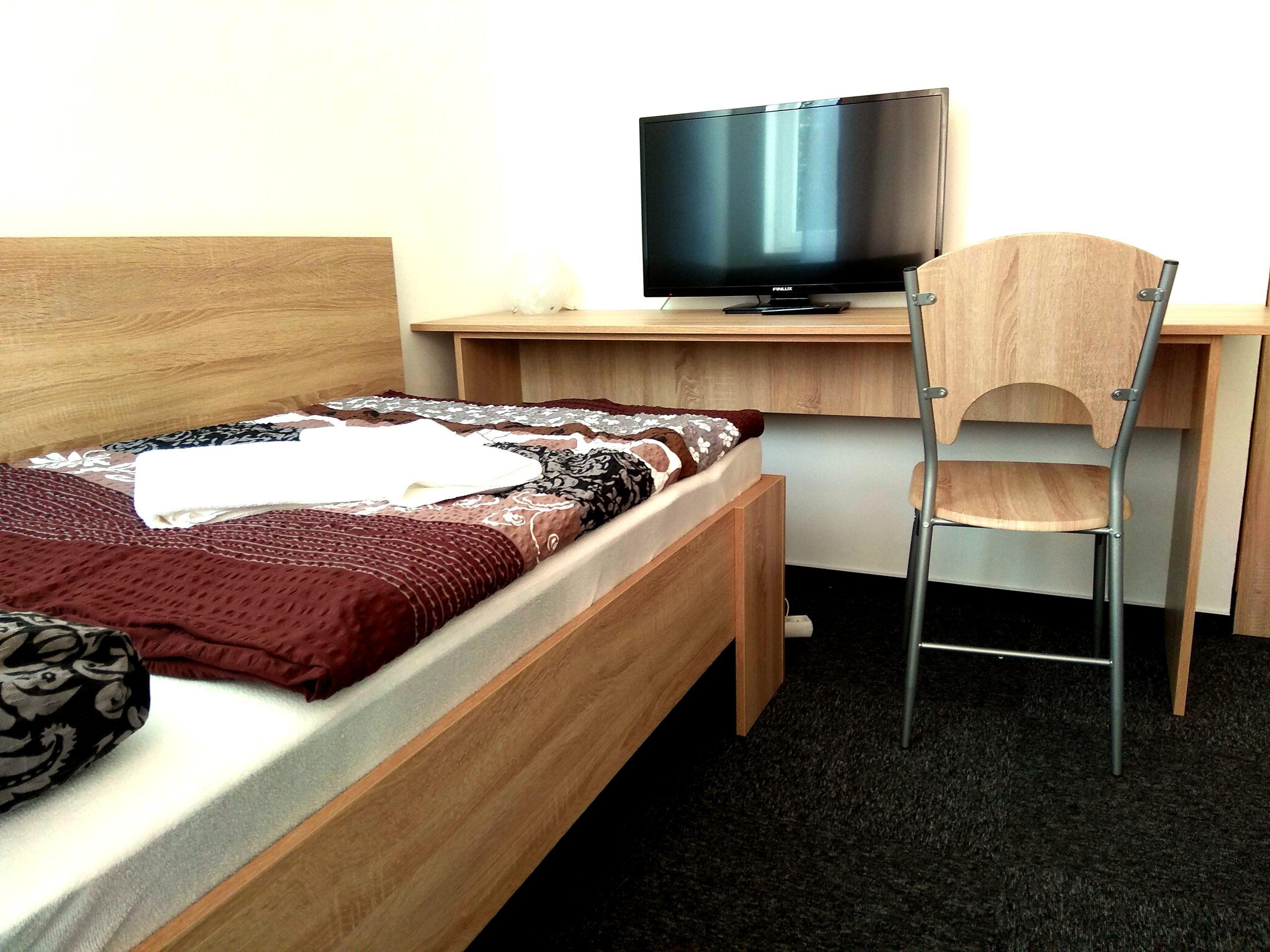 Hotelové pokoje Astra-Srby-Kladno (2)